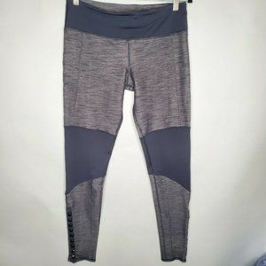 RARE Lululemon 10 Crosstown Cashew Coal Slub Denim